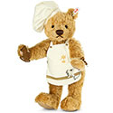 Steiff Christmas Baker Teddy Bear