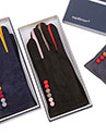 Colourful Fingers Boxed Gloves Black