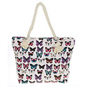 Tote Bag Butterfly Pale Pink