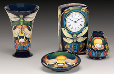 Moorcroft Homemaker Clock CL1