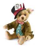 Steiff Mad Hatter Teddy Bear