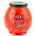 Money Box Booze Fund