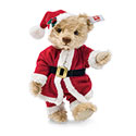 Steiff Mr Claus Teddy Bear