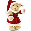 Steiff Mrs Santa Claus Teddy Bear
