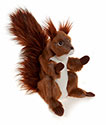 Charlie Bears Cyril Squirrel Puppet
