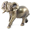 Art Bronze Elephant Small