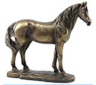 Art Bronze Horse Small