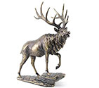 Art Bronze Stag Large