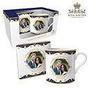 Royal Wedding Boxed Mug and Coaster