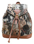 Labrador Tapestry Backpack