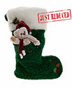 Charlie Bears Christmas Stocking Tree Green