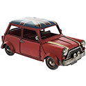 Tin Transport Mini Red