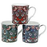 William Morris Mug Set