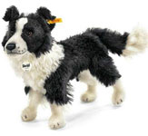 Steiff Benny Border Collie