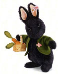Steiff Black Rabbit