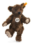 Steiff Classic 1920 Dark Brown Large Teddy Bear