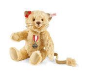 Steiff Cowardly Lion Teddy Bear