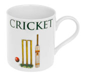 Cricket Mug Boxed