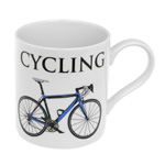 Cycling Mug Boxed