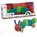 Hungry Caterpillar Pullalong Toy