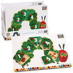 Hungry Caterpillar Wooden Puzzle
