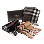 Men Cotton Feel Scarf