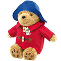 Paddington Bear Cuddly Red Coat