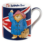 Paddington Bears Union Jack Mug