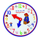 Paddington Learn and Play Clock