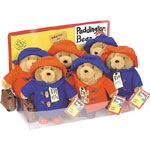 Paddington Bear Small Blue