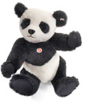 Steiff Teddy bear Panda Ted