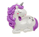 Unicorn Purple Money Box