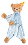 Steiff Sleep Well Bear Blue Comforter