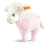 steiff Sweet Dreams Lamb Rattle