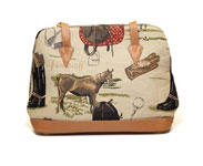 Horse Tapestry Shoulder Bag