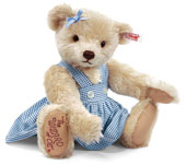 Steiff Dorothy Wizard of Oz musical Teddy Bear